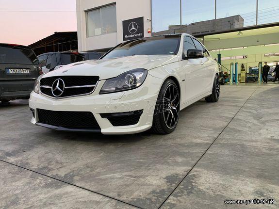 Mercedes-Benz C 180 ORIGINAL LOOK AMG C63 '07 - € 23 900 - Car gr