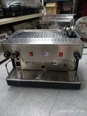 Wega inox 2 group
