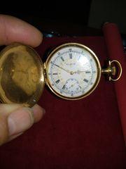 το ρολόι τσέπης που χρονολογείται