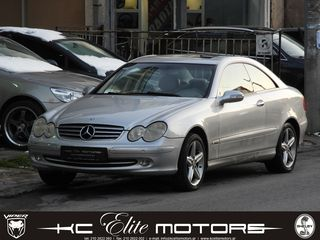 Mercedes-Benz CLK 200 Facelift Elegance Full