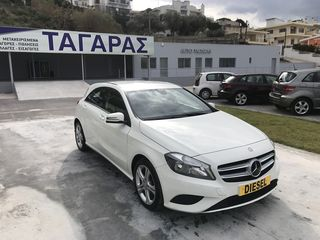 Mercedes-Benz A 180 URBAN-DIESEL-CAMERA