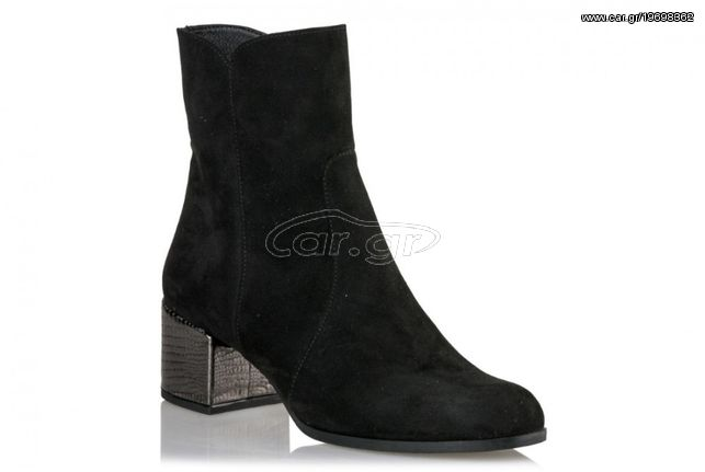 43c8df0a486 Mairiboo by Envie Shoes M03-08150-34 Black Booties - € 55 EUR - Car.gr