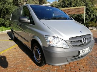 Mercedes-Benz Vito 113 LONG EURO 5