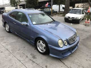 Mercedes-Benz CLK 200 2.0cc kompressor 192hp