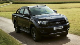Ford Ranger BLACK EDITΙΟΝ