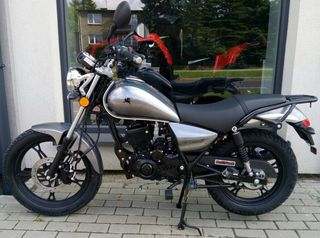 Romet Soft Chopper ROMET BY EUROMOTORS EURO4