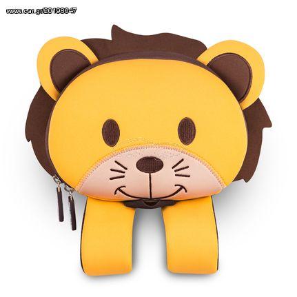 07064c5f0e5 Παιδικό Σακίδιο πλάτης- Backpack MartinaZ Neoprene Lion Toddler Yellow  Παλιά Σχεδίαση