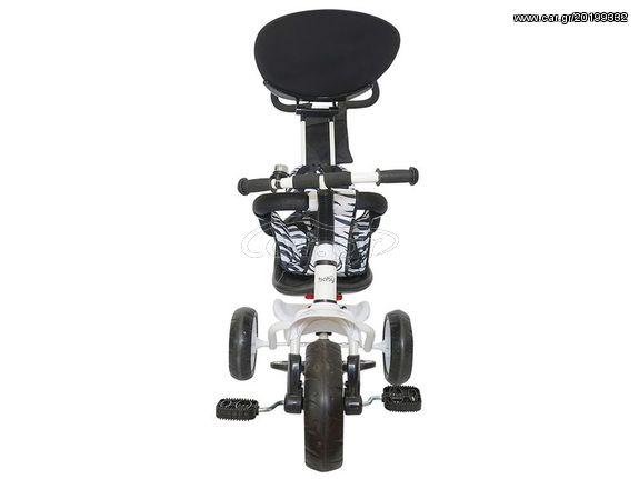 904b8265bda Τρίκυκλο ποδηλατάκι Just Baby Leader2 White - € 80 EUR - Car.gr