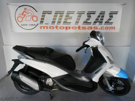Piaggio Beverly 350 SportTouring BEVERLY 350 SPORT TOURING NEW '17 - 5.320 EUR