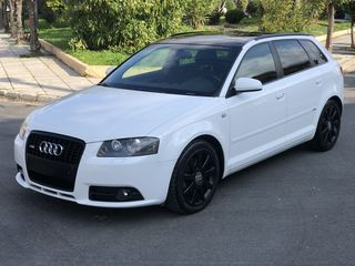 Audi A3 S-LINE-  S-TRONIC PANORAMA