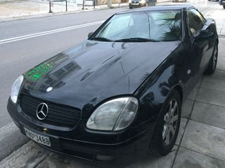 Mercedes-Benz SLK 200 KOMPRESSOR AVANTGARDE