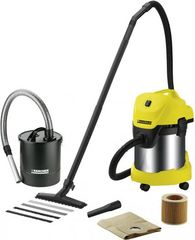 Karcher WD3 Premium Fireplace Kit (1.629-804.0)