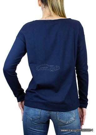 c2efb6037223 Γυναικεία Μπλούζα Tommy Hilfiger Navy Παλιά Σχεδίαση. Previous