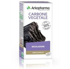 ARKOPHARMA VEGETABLE CHARCOAL ΦΥΤΙΚΟΣ ΑΝΘΡΑΚΑΣ 45 CAPS