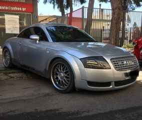 Audi TT Coupe 180Ps Normal μηχανικα