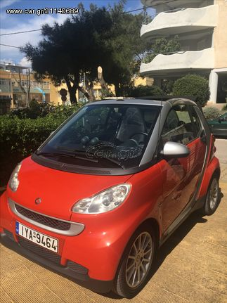 07 >> Smart Fortwo Two Cabrio Passion 07 4 900 Eur Negotiable Car Gr