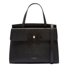 a1f5245ae8 Ted Baker AARILLI Δερμάτινη Tote Τσάντα 153140
