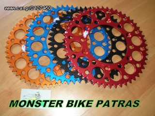RENTHAL SPROCKETS FOR MX BIKES