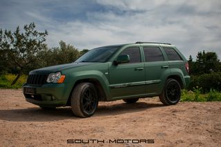 Jeep Grand Cherokee CRD 3.0 Overland