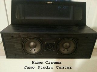Jamo Studio Center Home Cinema