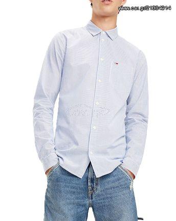 514962e250 Ανδρικό Πουκάμισο Tommy Jeans Seersucker Shirt Limoges - € 74 EUR ...