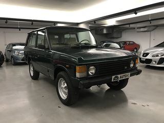 Land Rover Range Rover PROJECT CAR AUTOK