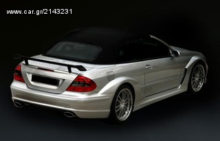 DTM ΑΜG WIDE BODY KIT ΓΙΑ MERCEDES CLK 209 (COUPE/CABRIO)!!!