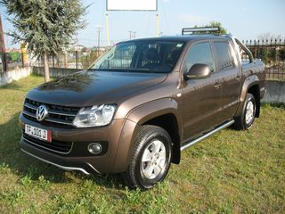 Volkswagen Amarok 4MOTION 2.0TDI HIGHLINE