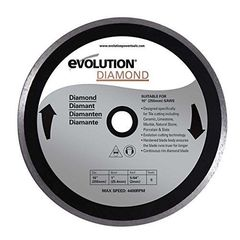 Evolution Δίσκος Κοπής RAGE 3 DIAMOND BLADE 255mm