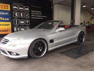 Mercedes-Benz SL 500 LOOK. A. M. G