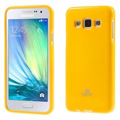 Mercury Θήκη Samsung Galaxy A3 Jelly Case Mercury Samsung Galaxy A3-Yellow