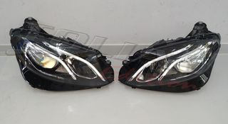 MERCEDES BENZ E CLASS W213 Full LED HEADLIGHTS