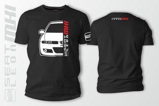 ad7dd57c4f61 Μπλουζάκι T-Shirt Seat Leon MK1 100% βαμβακερά σε διάφορα χρώματα .