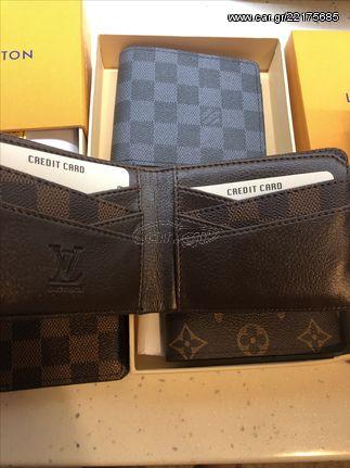 363bec54e2 Louis Vuitton creditcard πορτοφόλι - € 39 EUR - Car.gr