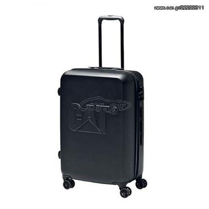 cb94a013e00 CAT-D βαλίτσα small 50εκ. 83684/50 Cat® Bags 82 Matte Black - € 100 - Car.gr