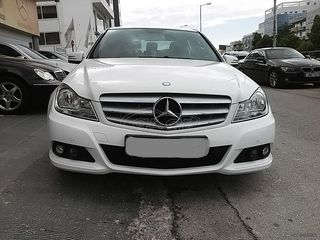 Mercedes-Benz C 180 CGI BLUEEFFICIENCY