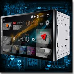 IQ-AN8700_GPS (DECK) Multimedia 2 DIN 7΄΄ – ANDROID 8  OREO – CPU : Cortext A53 8core 1.5Ghz – RAM DDR3  4GB www.eautoshop.gr ατοκεσ δοσεις