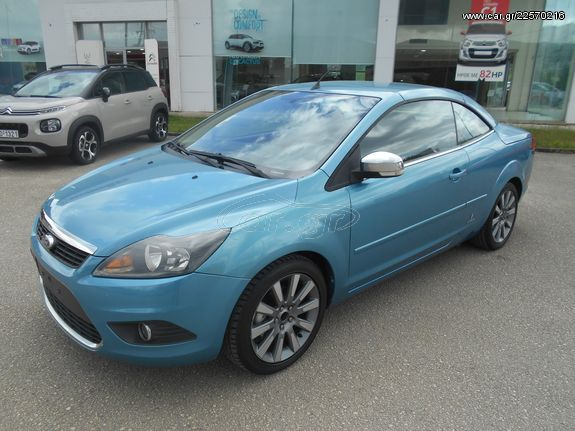 Ford Focus 1 6 Cabrio 10 6 999 Car Gr
