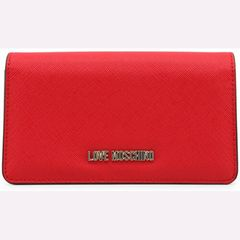 003b0fe70306 Love Moschino Γυναικείο πορτοφόλι JC5553PP16LQ0500 Red