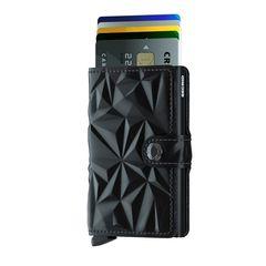 f356a21e07 Secrid πορτοφόλι Prism Μαύρο