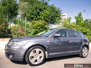 Audi A3 4X4 2.0 TQ 200PS! +BOOK 5ΘΥΡΟ