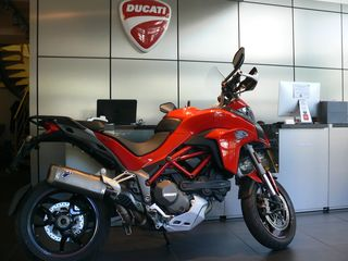 Ducati Multistrada 1200 D AIR