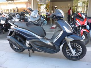 Piaggio Beverly 300i S Blue Opaco Matt !!!