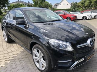 Mercedes-Benz GLE 350 AMG interieur 4 Matic