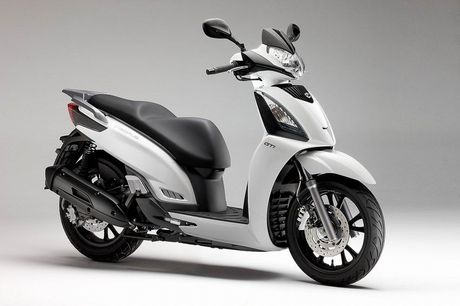 Kymco People 300 GTI ABS NEW!! '18 - € 4.230 EUR
