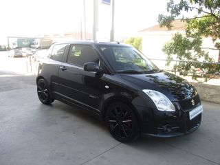 Suzuki Swift SPORT 1.6 125HP