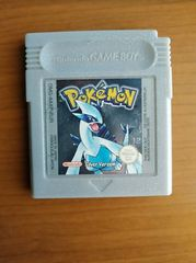 POKEMON SILVER για GAMEBOY COLOR/ADVANCE - NEW BATTERY ( ΚΑΝΕΙ SAVE )