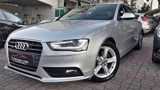 Audi A4 2.0TDI QUATTRO LED PACKET ΝΑVI