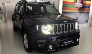 Jeep Renegade LIMITED LED PACK 1.6 DIESEL