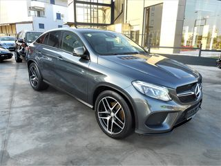 Mercedes-Benz GLE 350 COUPE AMG PANORAMA ΑΕΡΑΝΑΡΤΙΣΗ